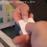 Dimitri Dimitriadès. Projet : « Ouvertur'E » (P.O'E), 2010. (Project « Opening'E » (P.O'E), 2010.)