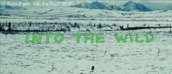 Into the Wild, de Sean Penn