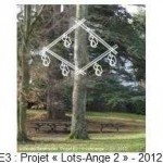 Projet E3 –Projet « Lots-Ange 2  », Schéma 2. 2012 (Project « Lots-Angel 2 », Layout 2, 2012.)