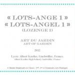 « Lots-Ange 1 »  Cartel
