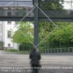 Projet E3 –Projet «Lots-Ange 2», Installation 2. 2012 (Project «Lots-Angel 2», Installation 2, 2012.)