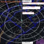 Projet E3 –Projet « Entraînement », Partition : Page A. 1. Espace 1. 2008. (Project « Training », Partition : Page A. 1. Space 1. 2008.)