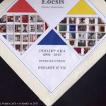 Projet E3 – «Livr'E», («Book'E»), Couvertur'E, 2013.