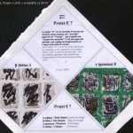 Projet E3 – «Livr'E», («Book'E»), Page 1 . 2013.