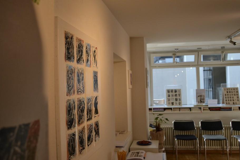 Intérieur de la Galerie 1 / Inside the Gallery 1
