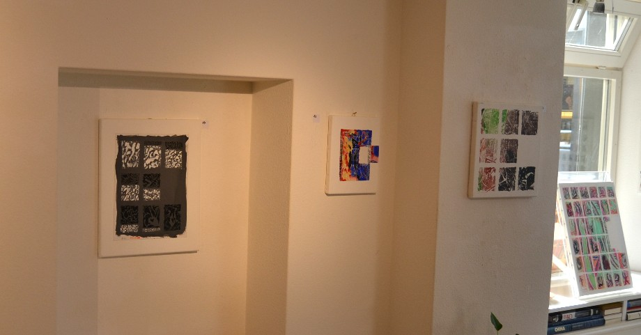 Intérieur de la Galerie 2 / Inside the Gallery 2