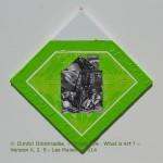 « E'ye : What is Art ? » IV. Série «Maison» 9 / Serie « House » 9