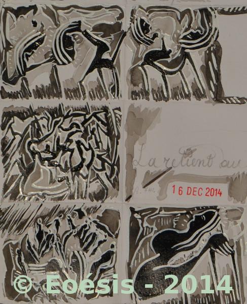 Dessins 2014 / Drawings 2014